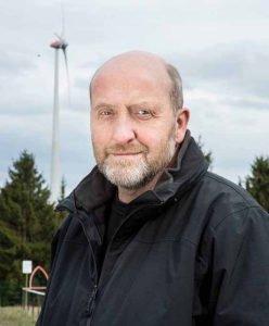 Günter Pulte | Windkraft Hilchenbach